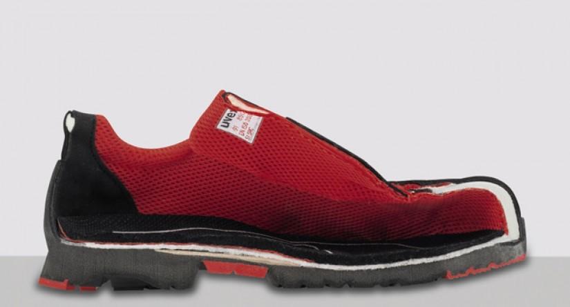 Из чего состоит защитная обувь?