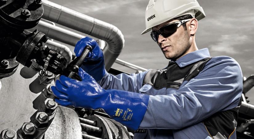 EN 374: изменение стандарта защитных перчаток от химических повреждений.