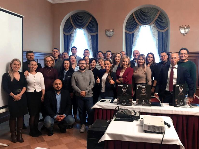 Обучение представителей Техноавиа в Санкт-Петербурге