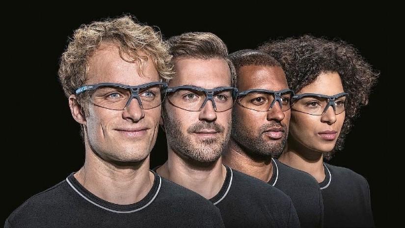Защита и комфорт в тренде: представлены новые очки uvex ай-5