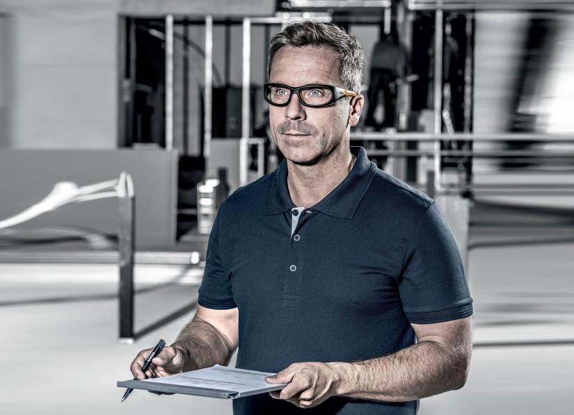 Вебинар для всех посетителей на тему: «Защитные корригирующие очки UVEX»