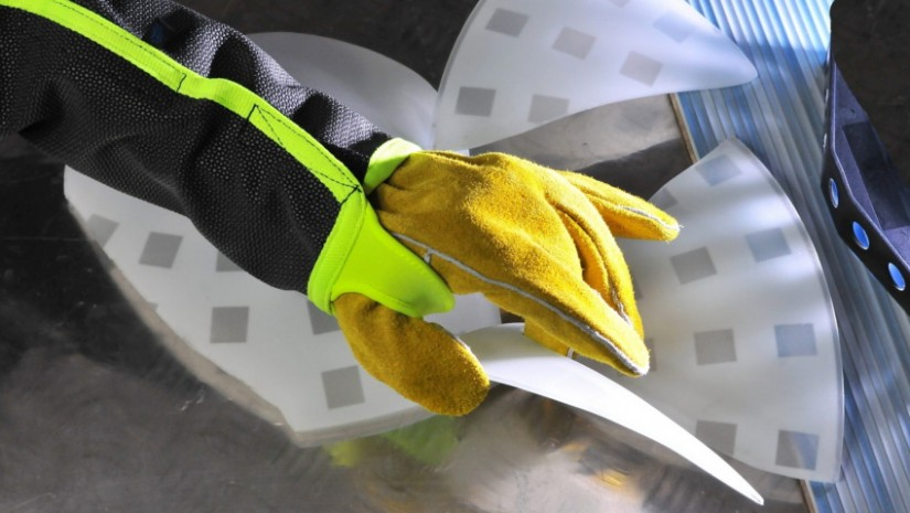 Тест нарукавника с защитой от порезов HexArmor Arm Sleeve